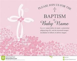 Free printable baptism invitation template free baptism invitation templates printable vastuuonminun stopboris Images