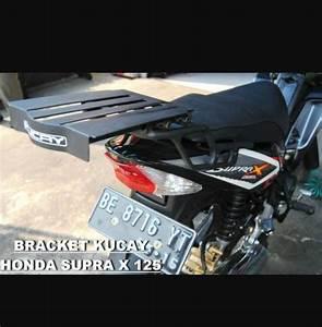 Jual Bracket Motor Kucay Supra X 125 Model Lama Karburator