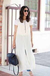 how to wear a slip dress trend