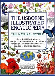 Usborne Illustrated Encyclopedia - Encyclopedias For Kids