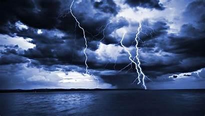 Storm Clouds Wallpapers Lightning Desktop Background Backgrounds