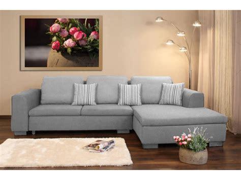 canapé tissus gris canape angle tissus gris maison design wiblia com