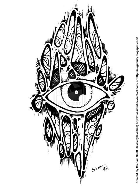 eye  hassified  deviantart
