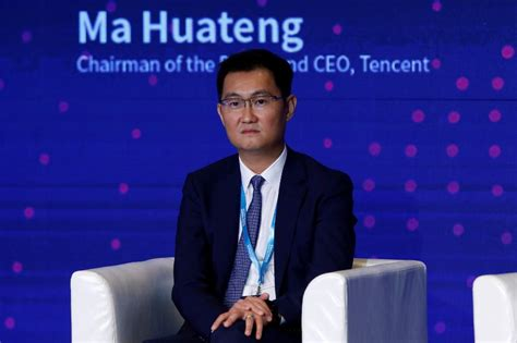 tencent ceo  richest chinese business news asiaone