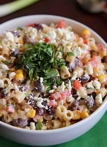 Recettes De Fetes Originales : 14 recettes de salades de p tes pour 2 semaines de lunchs ~ Melissatoandfro.com Idées de Décoration