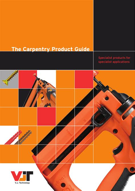 carpentry product guide manualzz