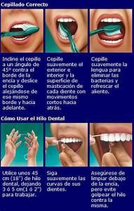 Cómo limpiar los dientes correctamente?
