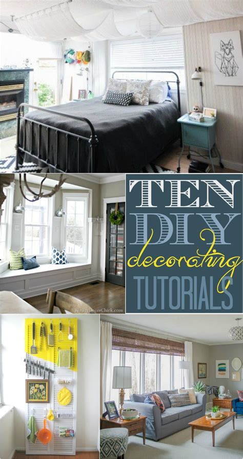 do it yourself home decor 10 do it yourself decorating tutorials home stories a to z