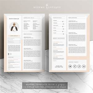chic resume template gen y girl With chic resume templates