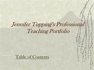6 best images of professional portfolio templates With teaching portfolio template free