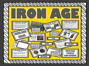 IRON AGE TEACHING RESOURCES HISTORY KEY STAGE 2 TOOLS ...