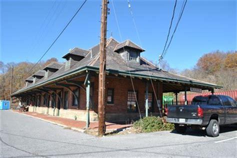 Office Depot Locations Norfolk Va by Norfolk Western Railway Depot Marion Va U S