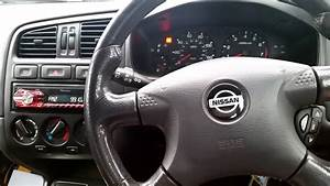 Nissan Primera P11 Steering Wheel Radio Controls