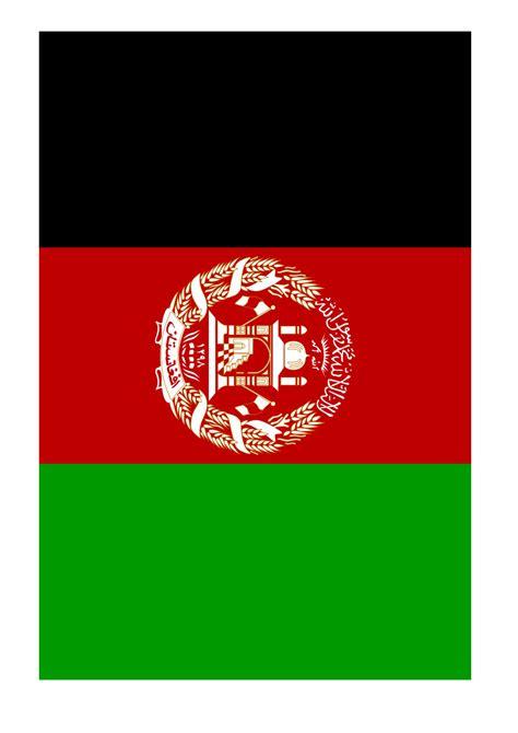 afghanistan flag templates  allbusinesstemplatescom