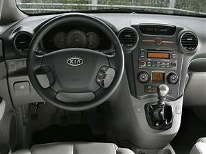 Kia Carens Technical Specifications And Fuel Economy