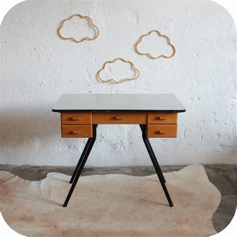 bureau vintage enfant bureau vintage formica 233 es 50 233 es 60 atelier du