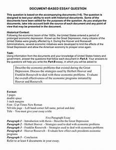 Thesis Statement For Persuasive Essay Great Depression Essay Questions And Grade Essay On Words Proposal Essay Example also English Literature Essay Topics Great Depression Essay Questions Sample Essays On Leadership Great  Apa Essay Papers
