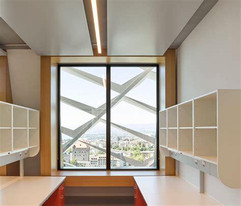 Forschungszentrum Agora In Lausanne by Forschungszentrum Agora In Lausanne Sonnenschutz