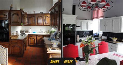 relooking cuisine avant apres relooking cuisine vannes rennes lorient 1 rénovation