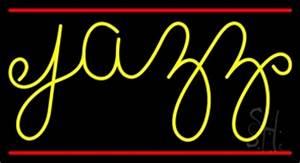 Jazz Neon Signs