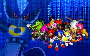 Sonic Heroes Wallpaper by SonicTheHedgehogBG on DeviantArt