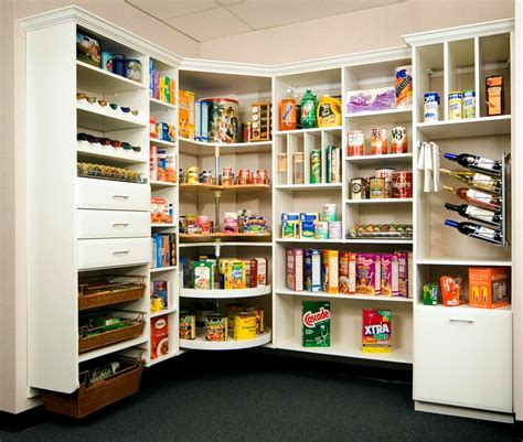 21 Cool Ideas & 4 Tips To Design Kitchen Pantry Superhit