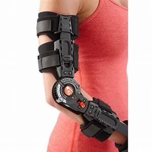 Breg T-scope Premier Post-op Elbow Brace