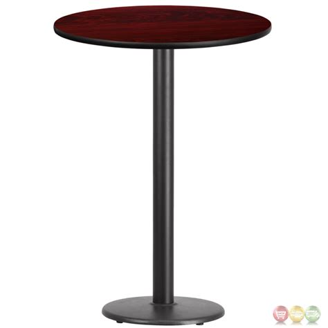 30 round table top 30 39 39 round mahogany laminate table top with 18 39 39 round bar