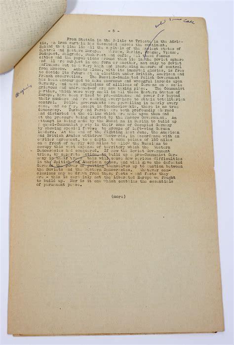 churchills iron curtain speech transcript 100 winston churchill iron curtain speech text