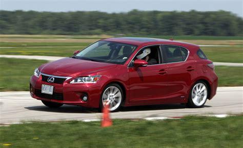 2012 Lexus Ct200h Review: Car Reviews