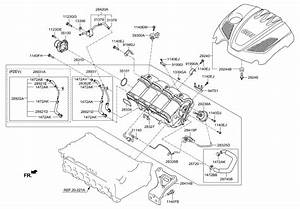 2015 Hyundai Santa Fe Engine Diagram : 28931 2g700 genuine hyundai pipe hose assembly pcv ~ A.2002-acura-tl-radio.info Haus und Dekorationen