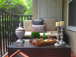 Small condo patio makeover the reveal blulabel for Inspiration condo patio ideas