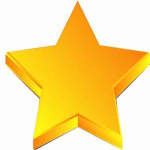 Hollywood Gold Star transparent PNG - StickPNG