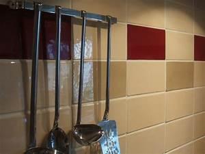 Faience Pour Cuisine : carrelage mural cuisine ooreka ~ Premium-room.com Idées de Décoration