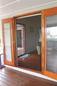 Single French Patio Door With Screen