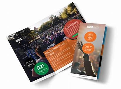 Concert Brochure Park Template Templates Tri Fold