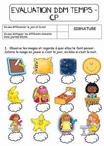 Contact Jour Nuit : cp ce1 evaluation jour nuit et journee de l 39 ecolier la classe de corinne ~ Farleysfitness.com Idées de Décoration