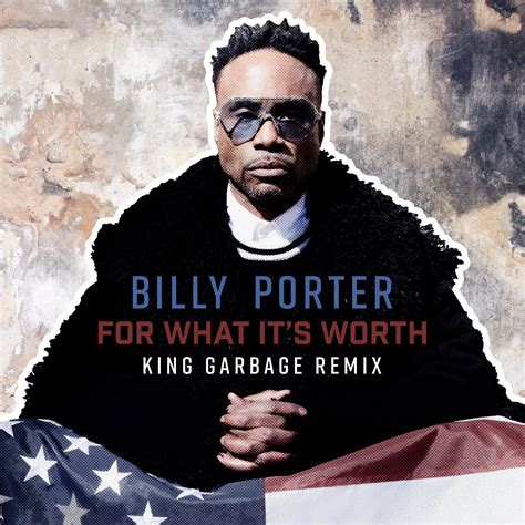 Premiere: Billy Porter's 'For What It's Worth' cover ...