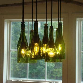 home lighting ideas expressed  wine bottle crafts