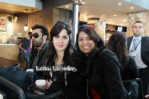 Ranbir Kapoor and Katrina Kaif spotted together in ...