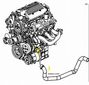 2006 Chevy Impala Engine Diagram