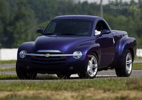 2003 Chevrolet Ssr  Picture 469538  Truck Review @ Top Speed
