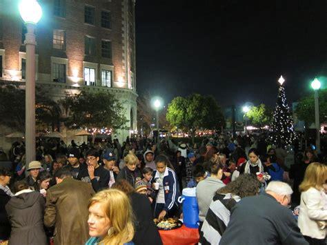 culver city holiday tree lighting ceremony photos lucy