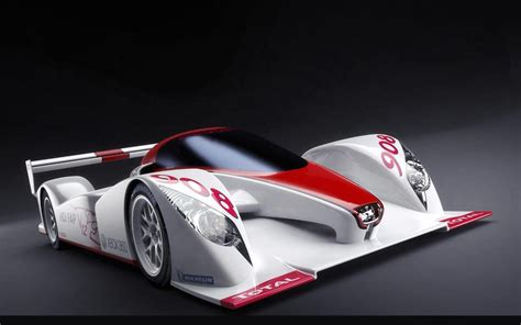Peugeot Garage Goes by Mad Goes Madder Peugeot 908rc Team Bhp