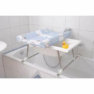 Table à Langer Salle De Bain : table langer pour petite salle de bain grossesse et b b ~ Teatrodelosmanantiales.com Idées de Décoration