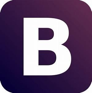 bootstrap logo internet logonoidcom With getbootstrap com templates