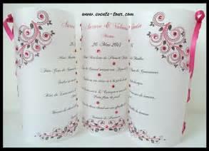 photophore menu mariage menu photophore de qualité