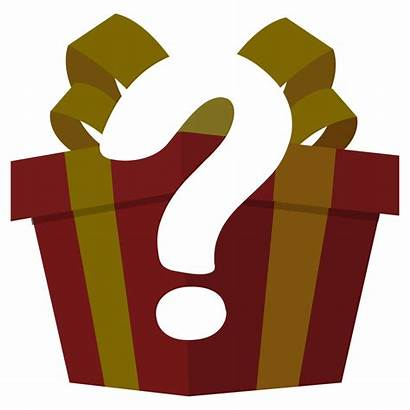 Mystery Prize Clipart Present Transparent Gift Webstockreview