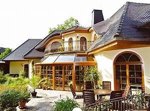 Preiswert Haus Bauen : h user sch ne land haus villa bauen traum haus m wintergarten sunroom sophisticate ~ Markanthonyermac.com Haus und Dekorationen