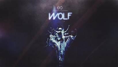 Exo Desktop Wallpapers Wolf Wallpaperplay Becuo Getwallpapers